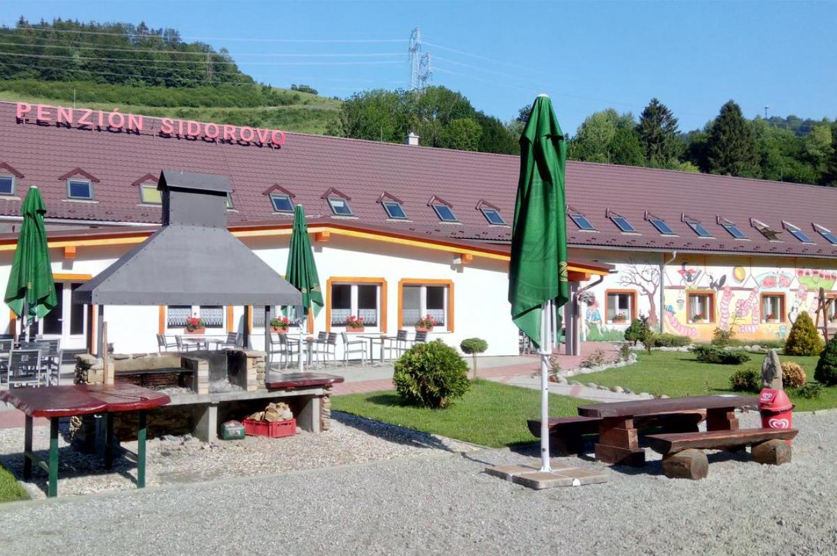 Penzión Sidorovo